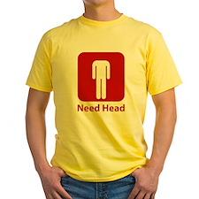Need Head T