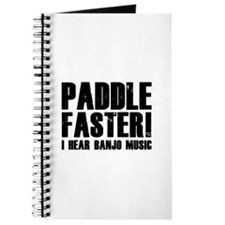 Paddle Faster ! Journal