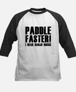 Paddle Faster ! Tee