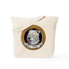 Irish Glen of Imaal Terrier Tote Bag