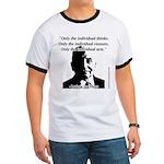 Ludwig von Mises - The Individual Ringer T