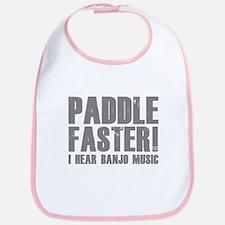 Paddle Faster ! Bib