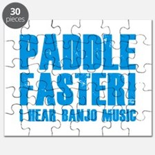 Paddle Faster ! Puzzle