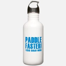 Paddle Faster ! Water Bottle