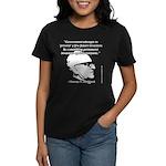 Murray N. Rothbard - Government Women's Dark T-Shi