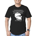 Murray N. Rothbard - Government Men's Fitted T-Shi