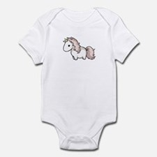 Pink Unicorn - Infant Bodysuit