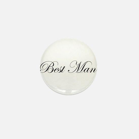 Best Man.png Mini Button
