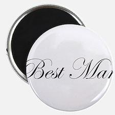 """Best Man.png 2.25"""" Magnet (10 pack)"""