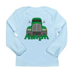 Trucker Ralph Long Sleeve Infant T-Shirt