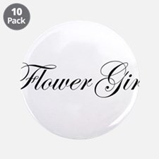 """Flower Girl.png 3.5"""" Button (10 pack)"""