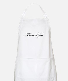 Flower Girl.png Apron