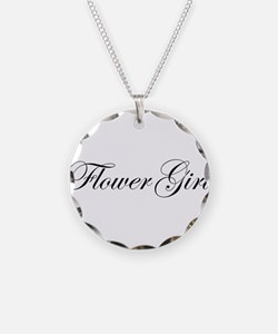 Flower Girl.png Necklace