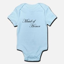 Maid of Honor.png Infant Bodysuit