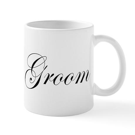 Groom.png Mug
