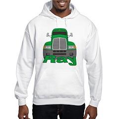 Trucker Ray Hoodie
