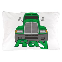 Trucker Ray Pillow Case