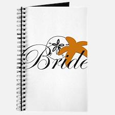 Sand Dollar Starfish Bride.png Journal