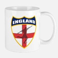 England World cup Soccer Mug