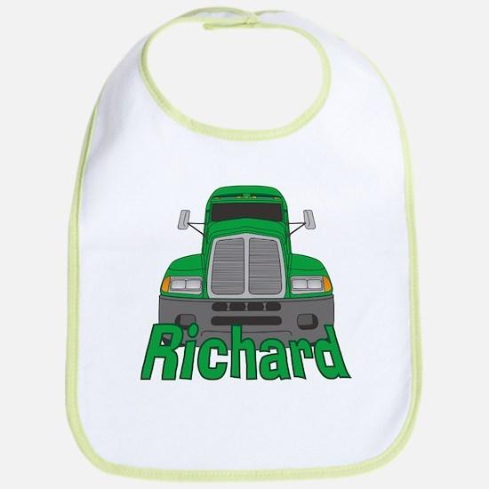 Trucker Richard Bib
