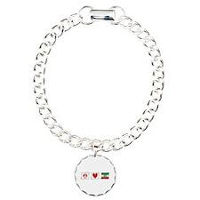 Peace, Love and Ethiopia Bracelet