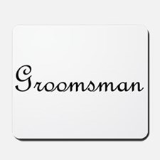 Groomsman.png Mousepad