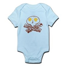 Bacon Eggs Infant Bodysuit