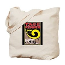 tagerennen.jpg Tote Bag