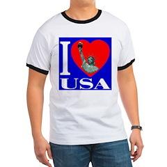 I Love USA 1986e T