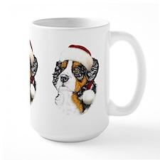 Santa Berner Mug