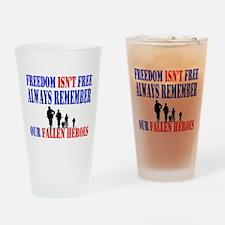 fallenheroes.jpg Drinking Glass