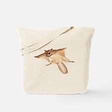 Unique Flying squirrel Tote Bag