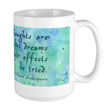 Shakespeare Thought Quote Mug