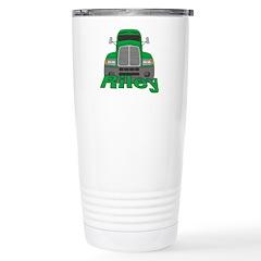 Trucker Riley Stainless Steel Travel Mug
