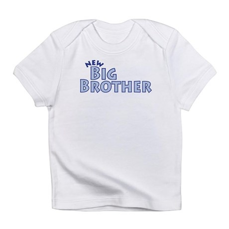 New Big Brother Infant T-Shirt