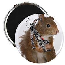 Daryl Squirrel Magnet