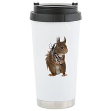 Daryl Squirrel Travel Mug