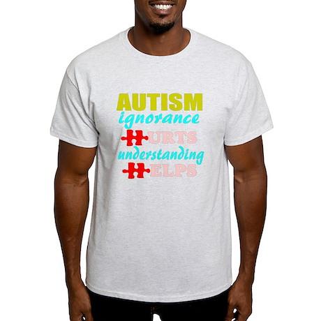 autismigun.png Light T-Shirt