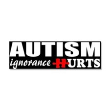 Autism support Car Magnet 10 x 3