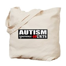 Autism support Tote Bag