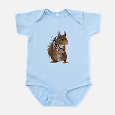 Daryl Squirrel Infant Bodysuit
