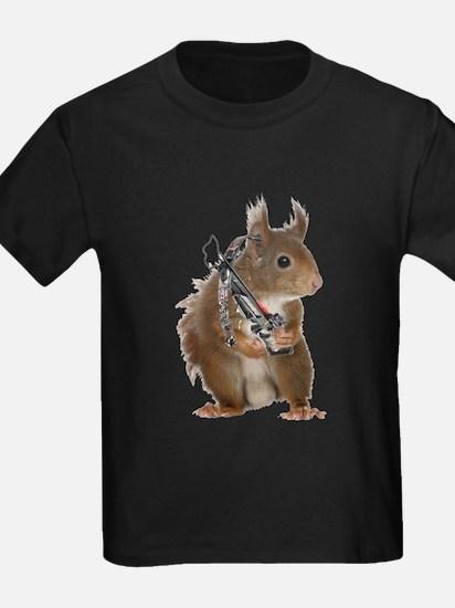 Daryl Squirrel T