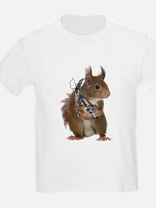 Daryl Squirrel T-Shirt