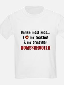 HAPPY HOME SCHOOLER T-Shirt