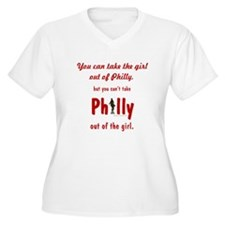 You can take the girl out of Philly, but ... Women