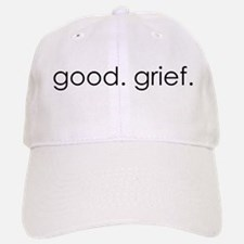 Good Grief Baseball Baseball Cap