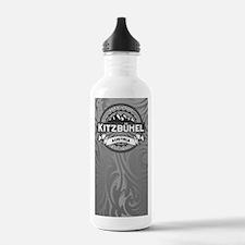 Kitzbühel Grey Water Bottle