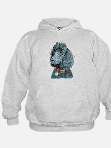 Black Poodle Whitney Hoodie