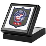 JTF Six Keepsake Box