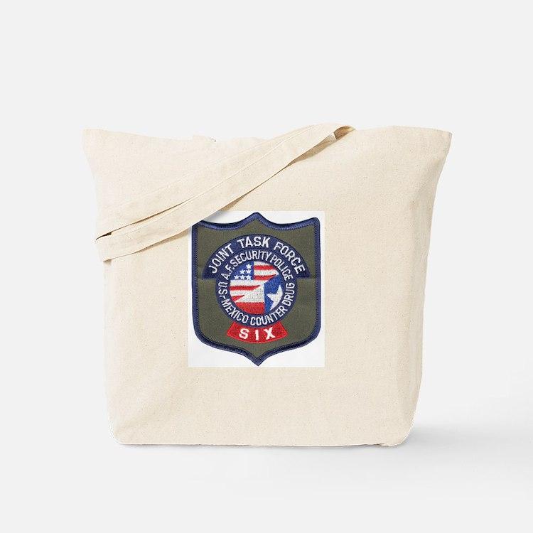 JTF Six Tote Bag